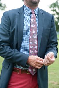 Bows-n-ties Pop Art Paisley Tie