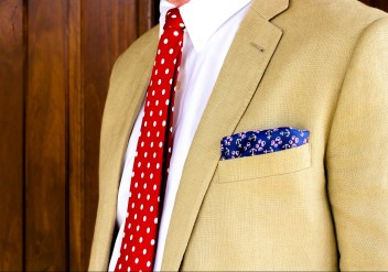 Polka Dot Tie by Bows-n-ties.com