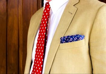 Polka Dot Tie by Bows-n-ties.com